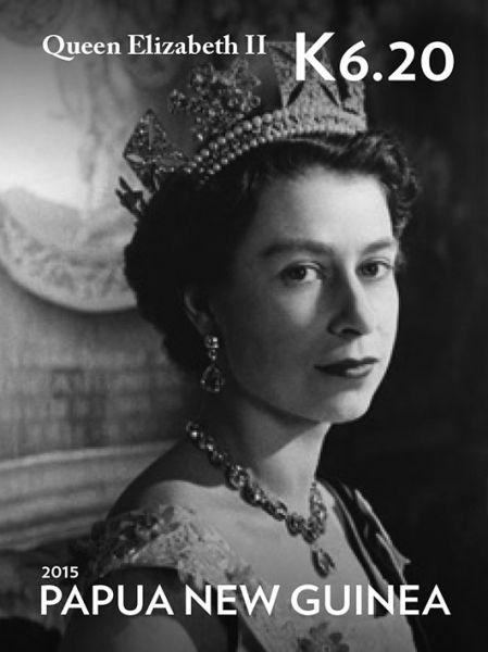 Order Stamps Online >> Queen Elizabeth II - Longest Reigning British Monarch | Post PNG