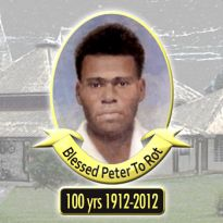 Blessed Peter To Rot - 100 yrs-1912-2012