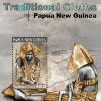 Traditional Clothes of Papua New Guinea - Stage 1
