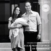 The Royal Baby - HRH Prince George