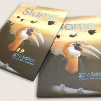 Annual Stamp Album 2016