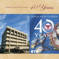 Bank of Papua New Guinea 40th Anniversary