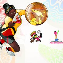 FIFA U20 WOMENS WORLD CUP PAPUA NEW GUINEA 2016