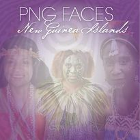 PNG FACES - NEW GUINEA ISLANDS