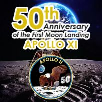 First Landing on the Moon - 50th Anniversary