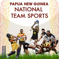 Team Sports - Papua New Guinea