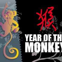 Lunar Year of the Monkey