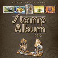 Annual Stamp Album 2012