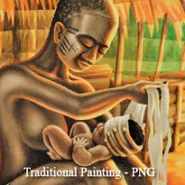 Traditional Paintings - PNG