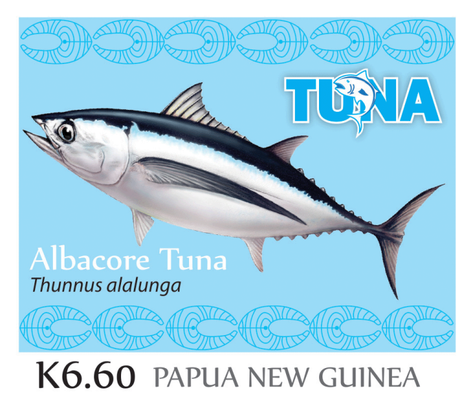 Order Stamps Online >> Tuna Fishery - Papua New Guinea | Post PNG