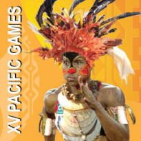 2015 XV Pacific Games - Port Moresby PNG